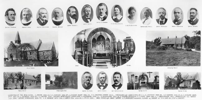 Udklip Ødum kirke