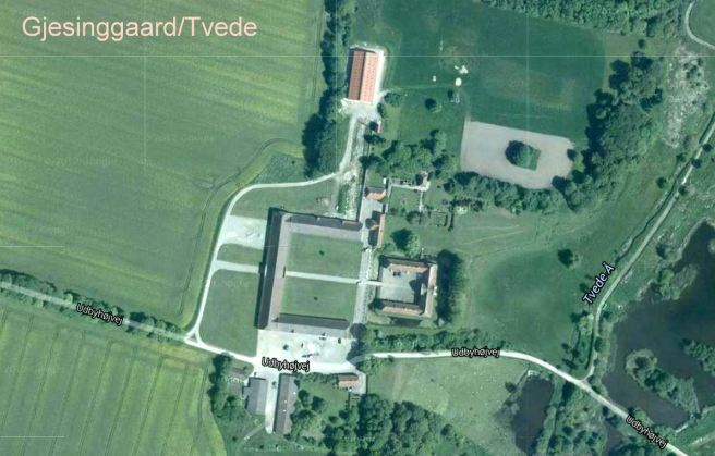 Udklip Gjesinggaard