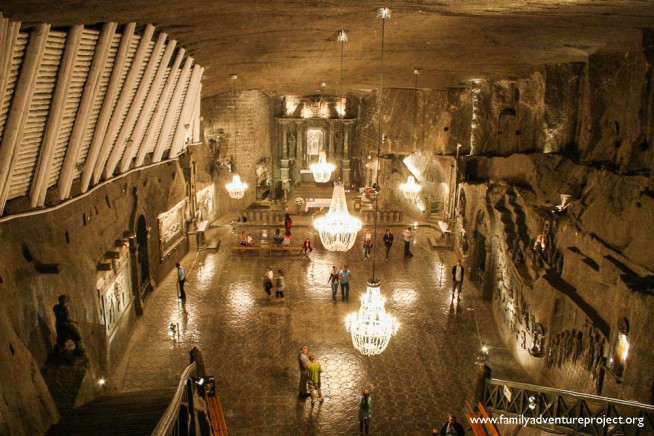 Wielizca Salt Mine