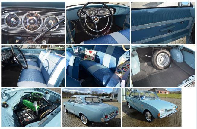 Taunus P3 1960 - 1964