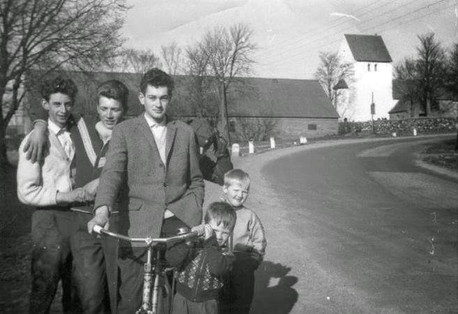 Sv. Søren C Hans Jørn &Niels